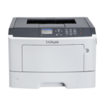 Lexmark MS510dn 1200 x 1200DPI A4 Black,Grey