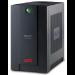 APC Back-UPS sistema de alimentación ininterrumpida (UPS) Línea interactiva 700 VA 390 W 4 salidas AC