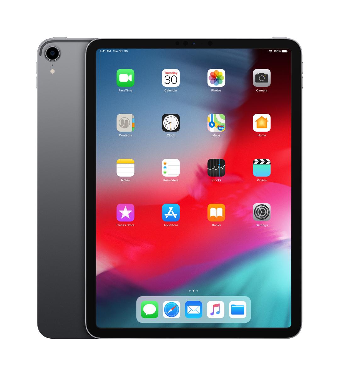 iPad Pro 2018 - 11in - Wi-Fi - 64GB - Space Gray