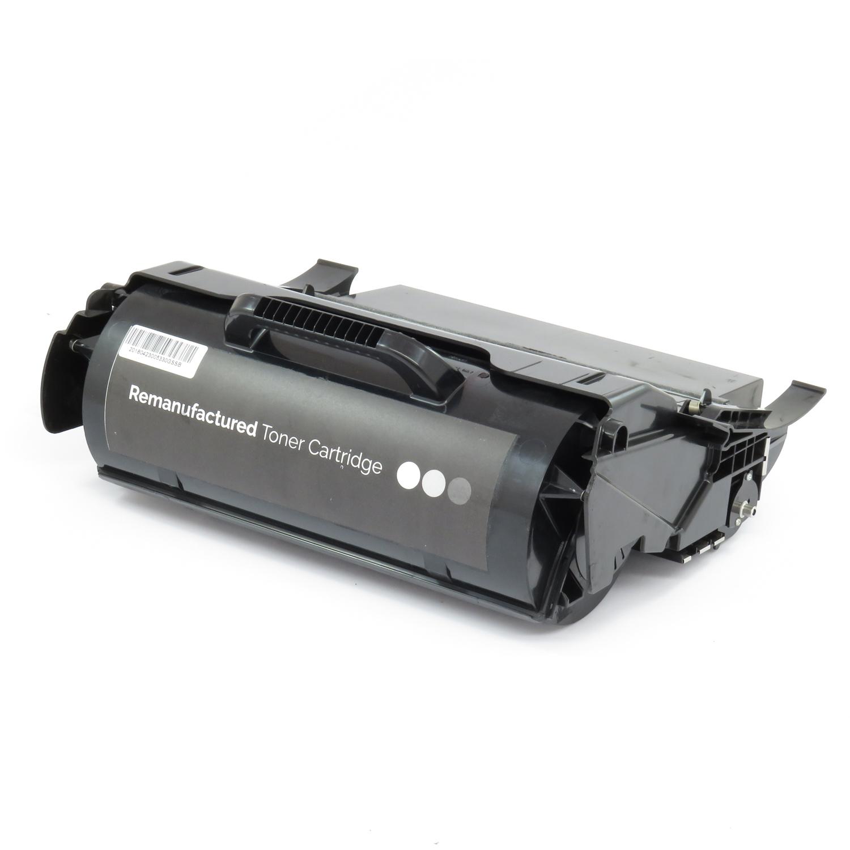 Remanufactured Lexmark X651H21E Black Toner Cartridge