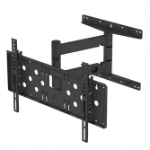 "PMVmounts Universal Articulated Wall Mount, Black, 32"" - 47"", Maximum Weight 40Kg, Maximum VESA 400mm x 600mm"