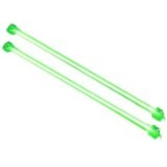 Revoltec Cold Cathode Twin-Set Green neon bulb