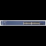 Netgear ProSafe GS724TP Managed Power over Ethernet (PoE)