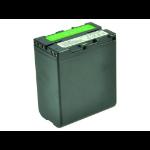 2-Power Camcorder Battery 14.4v 5200mAh