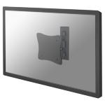 "Newstar TV/Monitor Wall Mount (2 pivots & tiltable) for 10""-27"" Screen - Silver"