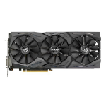 ASUS ROG STRIX-GTX1060-O6G-GAMING GeForce GTX 1060 6 GB GDDR5