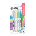 Sharpie 2138234 permanent marker Multicolour 4 pc(s)