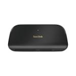 SanDisk ImageMate PRO USB-C card reader USB 3.2 Gen 1 (3.1 Gen 1) Type-A Black