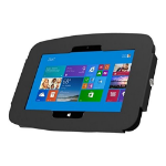 "Maclocks TCDP04610LTPBE 10.1"" Black tablet security enclosure"