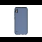 """Samsung GP-FPA105KDA mobile phone case 15.8 cm (6.2"""") Cover Blue,Transparent"""