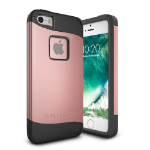 """TheSnugg B01NA9KLB2 4"""" Cover Black,Pink gold mobile phone case"""