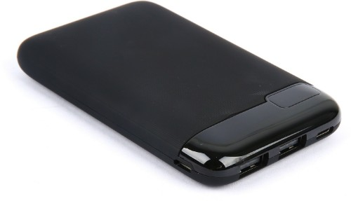 eSTUFF ES641020 power bank Lithium Polymer (LiPo) 5000 mAh Black