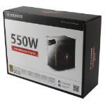 Xilence XP550R9 power supply unit 550 W ATX Black,Red