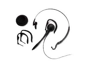Plantronics CHS142N-4AR1H/A Monaural Wired Black mobile headset