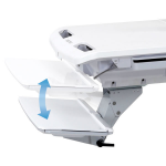 Ergotron 97-827 notebook stand White