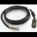Zebra 25-71919-03R cable de transmisión Negro