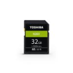 Toshiba THN-N203N0320E4 memory card 32 GB SD Class 10 UHS-I