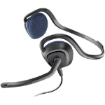 Plantronics .Audio 648 USB Binaural Neck-band Black headset