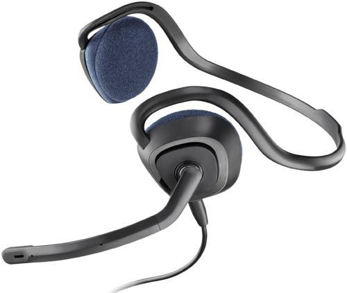 Plantronics .Audio 648 Binaural Neck-band Black headset