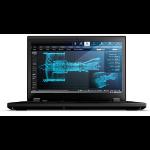 "Lenovo ThinkPad P51 Mobile workstation Black 39.6 cm (15.6"") 64 GB DDR4-SDRAM 1000 GB SSD Wi-Fi 5 (802.11ac) Windows 10 Pro"