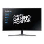 """Samsung C32HG70QQU 80 cm (31.5"""") 2560 x 1440 pixels Quad HD LED Blue, Grey"""