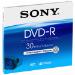 Sony 3-Pack DVD-R Disc