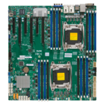 Supermicro X10DRi-T server/workstation motherboard LGA 2011 (Socket R) Extended ATX Intel® C612