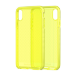 "Tech21 T21-6546 mobile phone case 16.5 cm (6.5"") Cover Yellow"