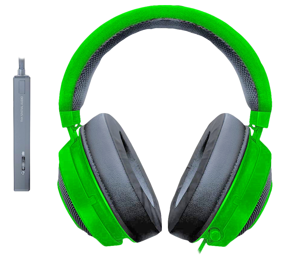 Razer Kraken Tournament ED headset Binaural Head-band Green