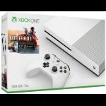Microsoft Xbox One S + Battlefield 1