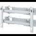 "Samsung WMN4070SD 40"" White flat panel wall mount"