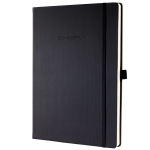 Sigel CONCEPTUM 194sheets Black writing notebook