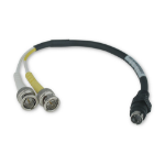 """Extron 26-353-01 S-video cable 7.87"""" (0.2 m) S-Video (4-pin)"""