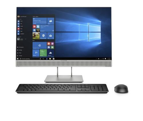 "HP EliteOne 800 G5 60.5 cm (23.8"") 1920 x 1080 pixels Touchscreen 9th gen Intel® Core™ i5 8 GB DDR4-SDRAM 256 GB SSD Windows 10 Pro Wi-Fi 5 (802.11ac) All-in-One PC"