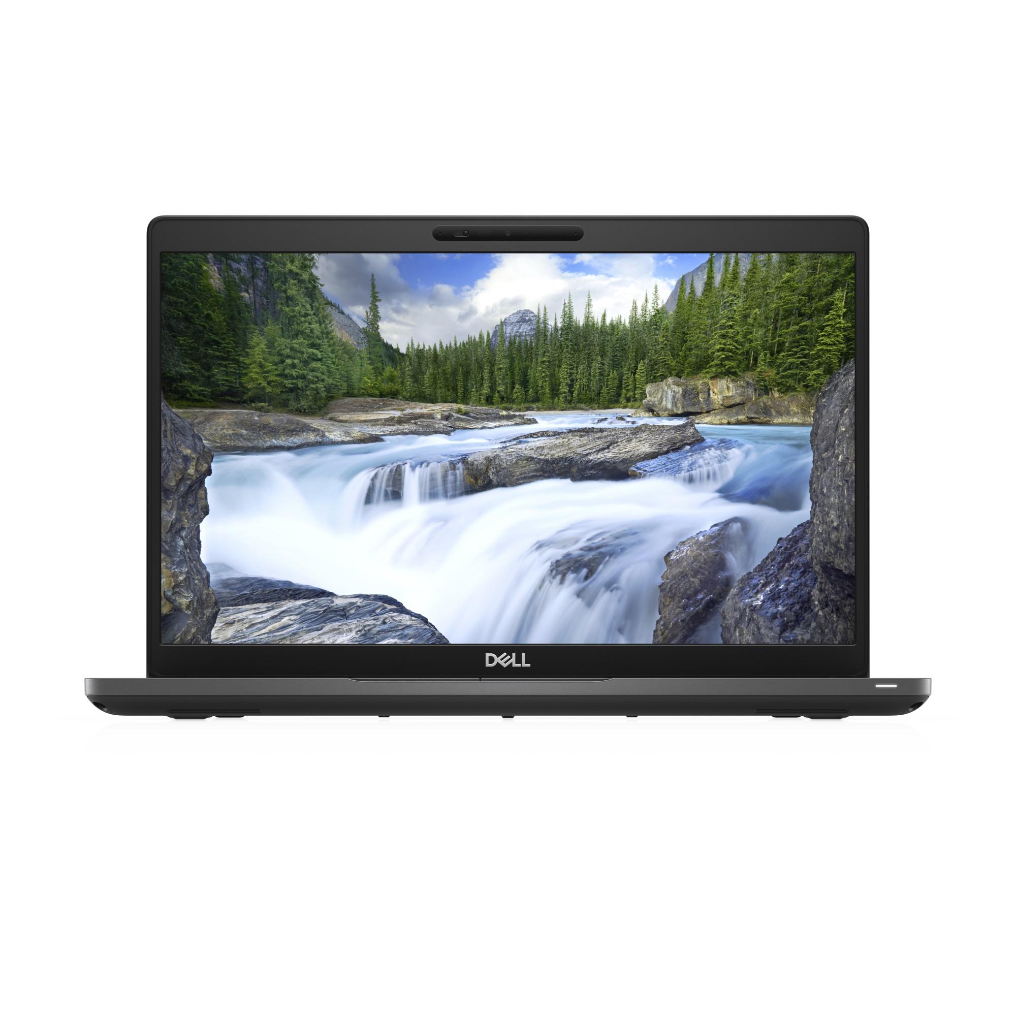 """DELL Latitude 5400 Black Notebook 35.6 cm (14"""") 1920 x 1080 pixels 8th gen Intel® Core™ i5 i5-8265U 8 GB DDR4-SDRAM 256 GB SSD"""