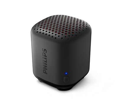 Philips TAS1505B/00 portable speaker Mono portable speaker Black 2.5 W