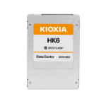 "Kioxia HK6-R 2.5"" 3840 GB Serial ATA III BiCS FLASH TLC"