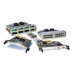 Hewlett Packard Enterprise MSR 4-port 10/100 SIC Module Fast Ethernet network switch module