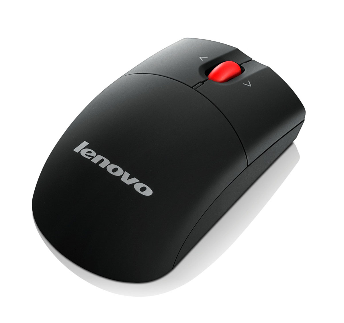 Lenovo Laser Wireless Mouse ratón RF inalámbrico 1600 DPI