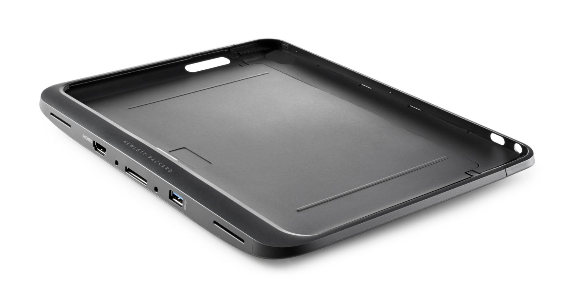 HP ElitePad Security Jacket met SmartCard- en vingerafdruklezers