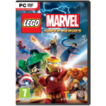 Warner Bros LEGO Marvel Super Heroes PC Basic PC DEU,ENG,FRE,ITA Videospiel
