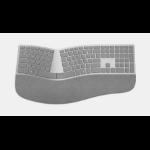 Microsoft Surface Ergonomic keyboard Bluetooth Grey