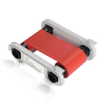 Evolis RCT013NAA printer ribbon Red