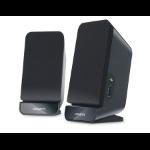 Creative Labs A60 loudspeaker 4 W Black Wired