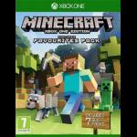 Microsoft Minecraft Favorites Pack + 7 DLC, Xbox ONE