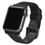 Decoded D5AW38SP1BK smartwatch accessory Band Black Leather