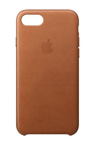 "Apple MQH72ZM/A mobile phone case 11.9 cm (4.7"") Skin case Brown"