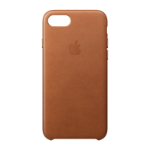 "Apple MQH72ZM/A mobile phone case 11.9 cm (4.7"") Skin case Brown"