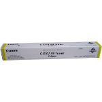 Canon 8527B002 (C-EXV 49) Toner yellow, 19K pages @ 5% coverage