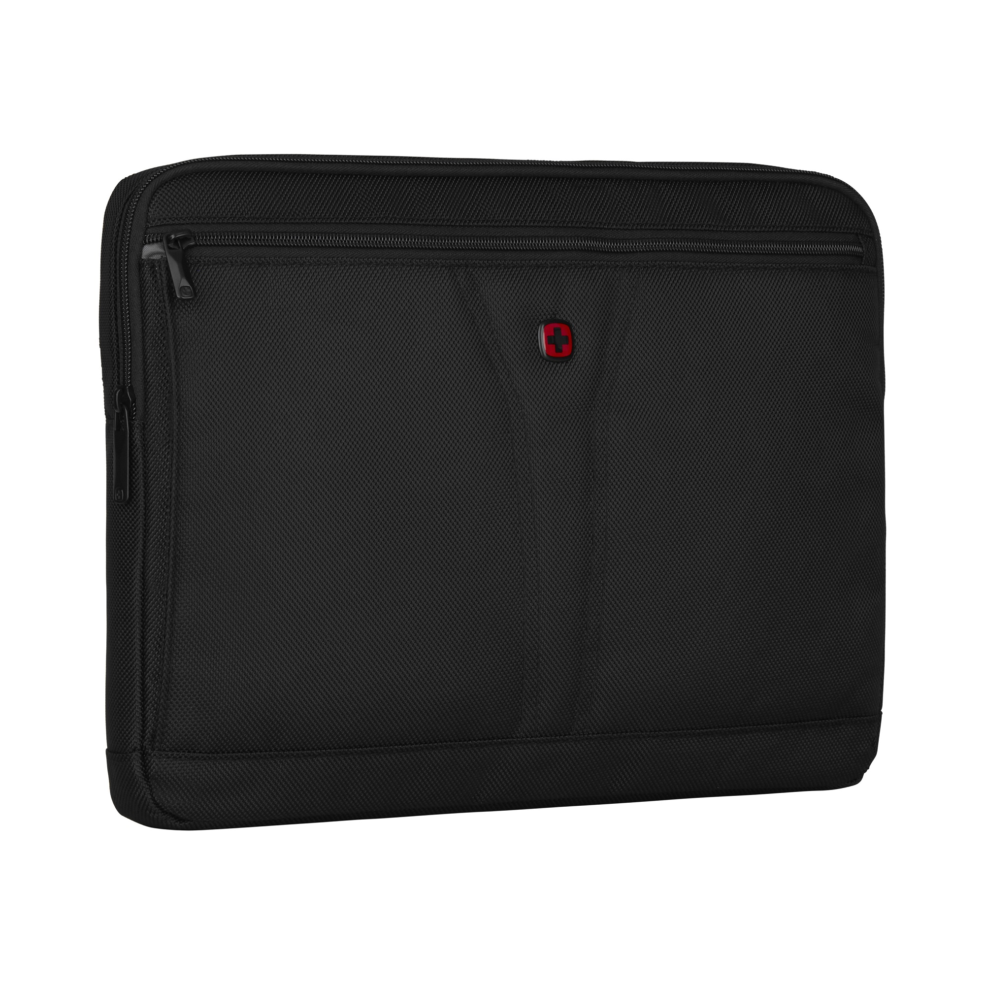 "Wenger/SwissGear BC Top notebook case 39.6 cm (15.6"") Sleeve case Black"